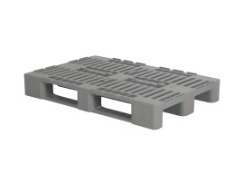 Euro pallet type EURO H1 - GS1 version (with rims and centring ridges)