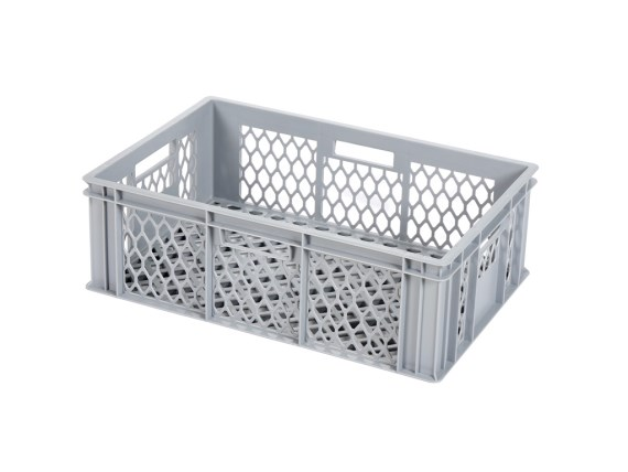 Glass crate BASIC - 600 x 400 x H 198 mm 30.120.0105.15