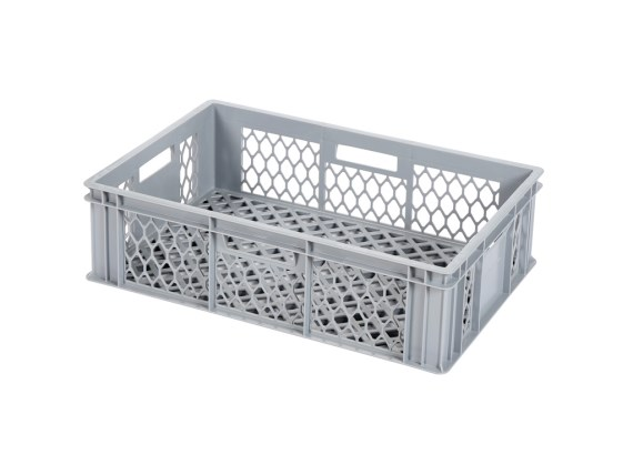 Glass crate BASIC - 600 x 400 x H 171 mm 30.117.0105.15