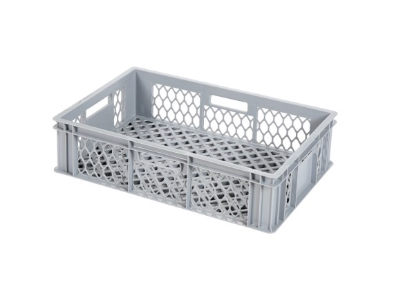 Glass crate BASIC - 600 x 400 x H 154 mm 30.115.0105.15