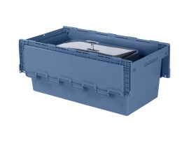 Distributionbin - 800 x 400 x H 340 mm