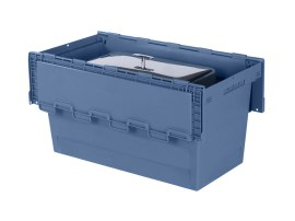 Distributionbin - 800 x 400 x H 440 mm