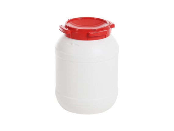 Wide-mouth drum 26 litre 14.03.7026