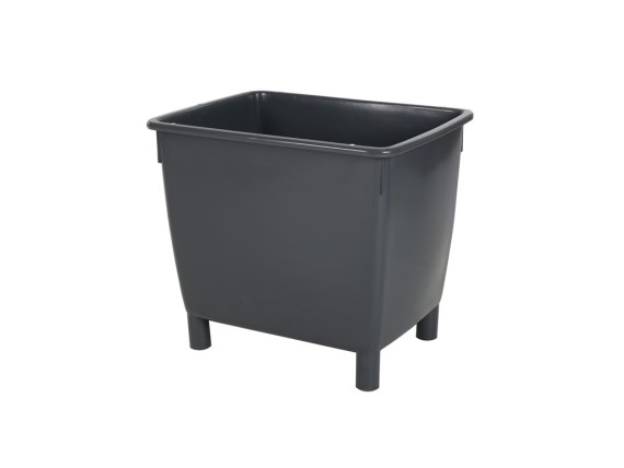 Transport bin 210 litre - grey 81021830