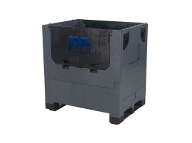 MAGNUM foldable large container - 800 x 600 mm