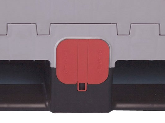 Cover top with anti-tamper seal for MAGNUM 1155 x 1155 Combo-box 4456.000.232