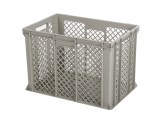 Glass crate - 600 x 400 x H 410 mm