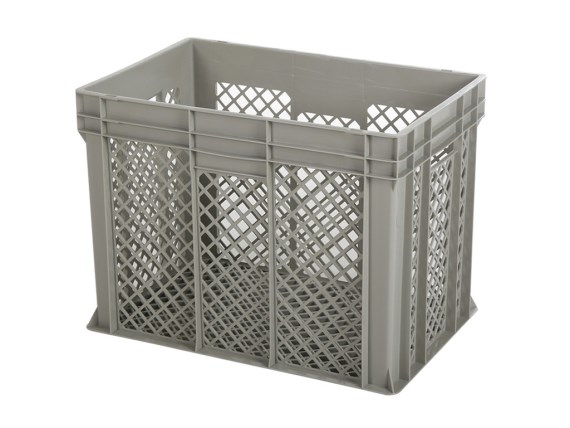Glass crate - 600 x 400 x H 450 mm 72.6445.0110