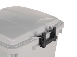 Hinge for lay-on lid - for 60 L and 90 L sorting box