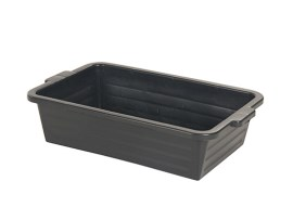 Nestable retention bin - drip tray 40 liter - 760 x 470 x H 180 mm