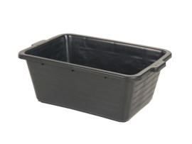 Nestable retention bin - drip tray 65 liter - 770 x 510 x H 290 mm