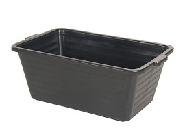 Nestable retention bin - drip tray 90 liter - 870 x 530 x H 320 mm