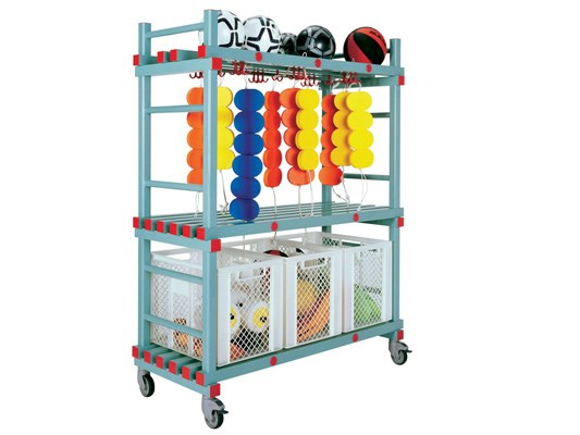 Combi equipment trolley KRMBC