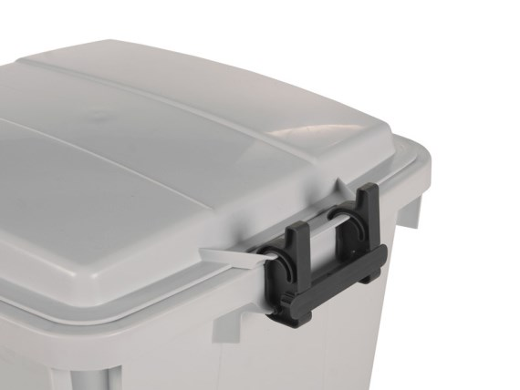 Hinge for lay-on lid - for 60 L and 90 L sorting box 67.7780.S