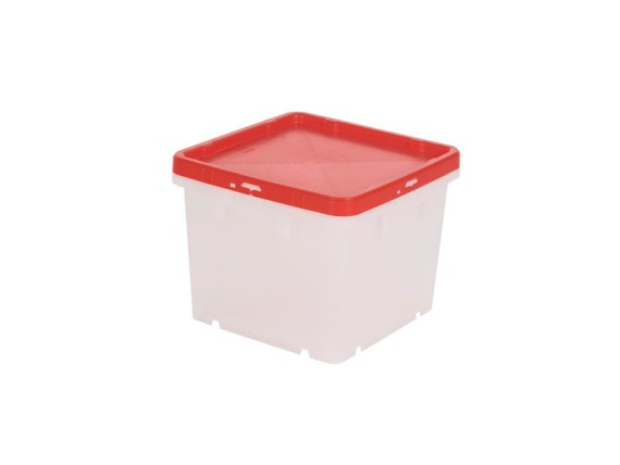 Snap-on lid - 405 x 405 mm 50.BOX.D + colour
