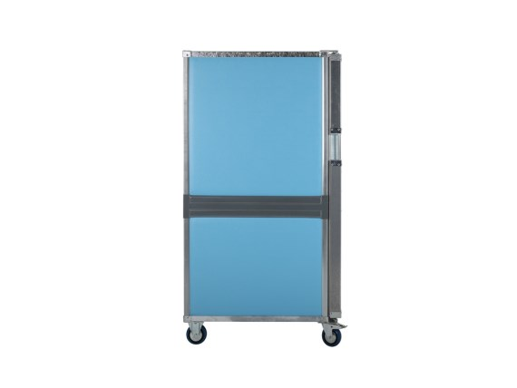 Insulated container - wheeled - side 92.C.720