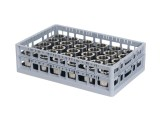 PP washing tray - top frame - single-divider configuration - Techrack