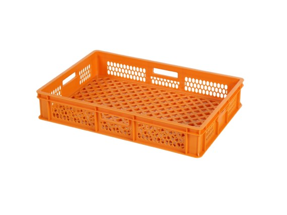 Stacking bin for baking tray - 655 x 450 x H 120 mm 30.7112.15F40