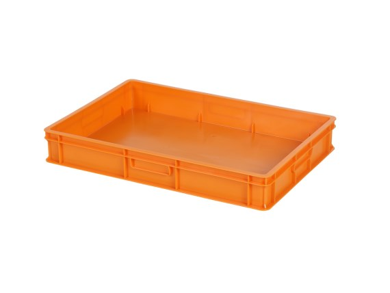 Stacking bin for baking tray - 655 x 450 x H 100 mm 30.7210.02F00