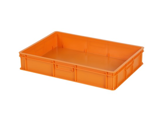 Stacking bin for baking tray - 655 x 450 x H 120 mm 30.7212.02F00