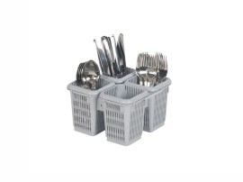 Cutlery container set