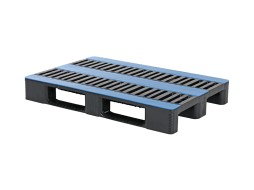 Euro pallet - CR1 ECO - 1200 x 800 mm (without rims)
