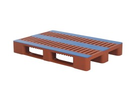 Euro pallet - CR1 - 1200 x 800 mm (without rims)