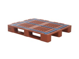 Industrial pallet - CR3 - 1200 x 1000 mm (with rims)