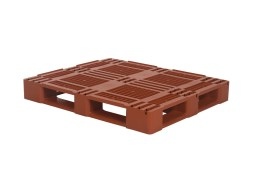Industrial pallet - D3-5 - 1200 x 1000 mm (with rims)