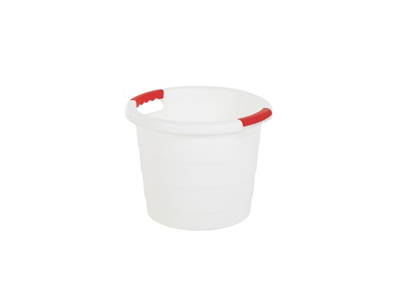 Tub 30 litre - normal duty - white 67.7850.30.10