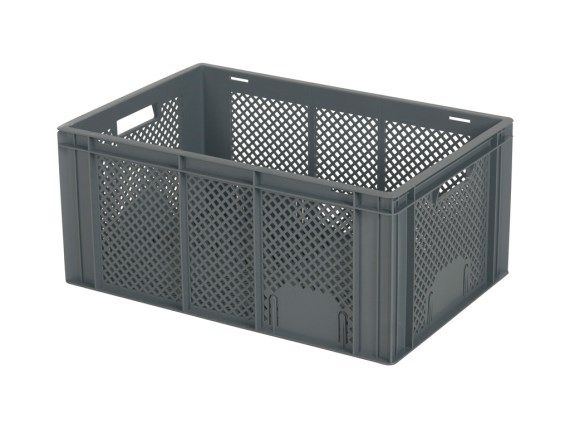 Stacking crate RX - 600 x 400 x H 274 mm 30.426.19