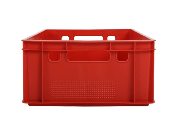 Stacking bin - E2 - front