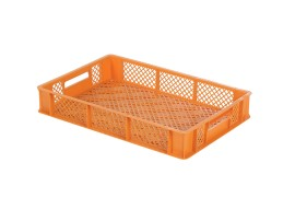 Stacking crate R185 light - 600 x 400 x H 99 mm