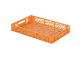 Stacking crate R175 light - 600 x 400 x H 87 mm