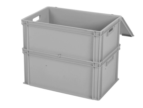 Stacking bin for coffee machine - 600 x 400 x H 510 mm 30.651.ZB