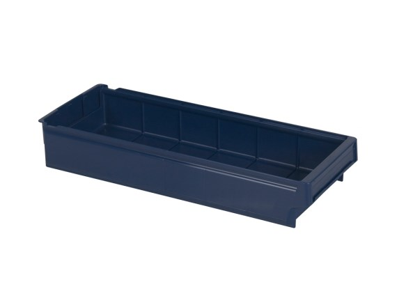 Shelving bin - plastic storage bin - type 9133 9133.765 + colour number