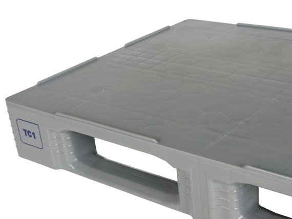 Euro pallet - TC1 - 1200 x 800 mm - high load capacity