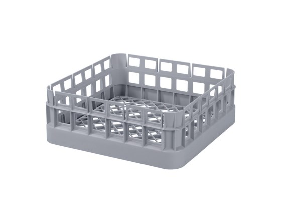 Bistro basket R400 - 400 x 400 x H 145 mm - bottom size 400 x 400 50.R.400