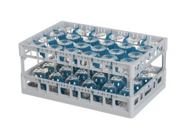 Clixrack 600 Glass basket - for glasses of height to 230 mm