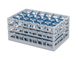 Clixrack 600 Glass basket - for glasses of height to 240 mm
