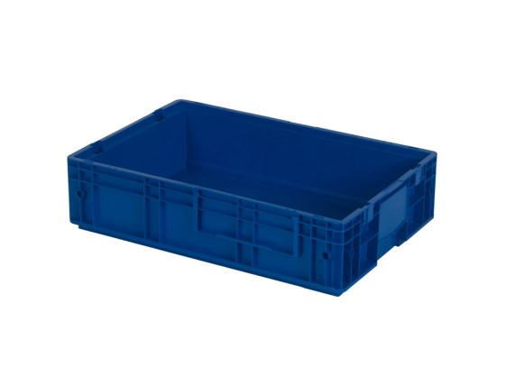 VDA RL-KLT Stacking bin (6147) - 594 x 396 x H 147 mm (smooth base) 4174.004.662 (6147)