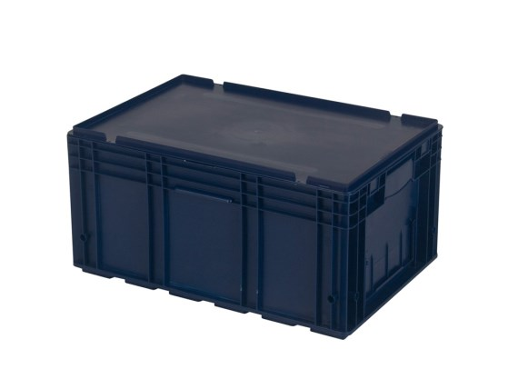 Lay-on lid 4162.821 + colour number