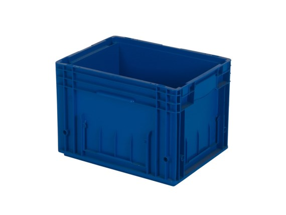 VDA RL-KLT Stacking bin (4280) - 396 x 297 x H 280 mm (smooth base) 4172.004.662 (4280)