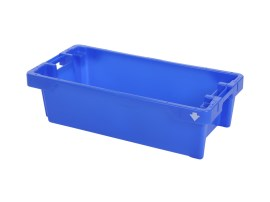 Fish box 25 kg - with drain holes