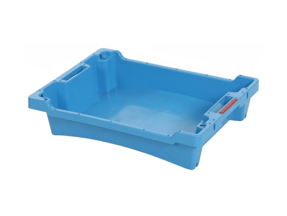 Fillet box 7 kg - with drain holes (available from 1500 pieces) 83620300