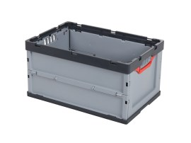 MULTIWAY SOLID LINE foldingbox - 600 x 400 x H 320 mm