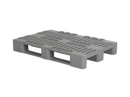 Euro pallet - H1 - 1200 x 800 mm (with rims - without centring ridges)