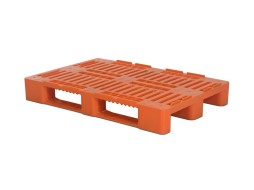 Fishery Euro pallet H1-F (with rims - closed pallet runners)